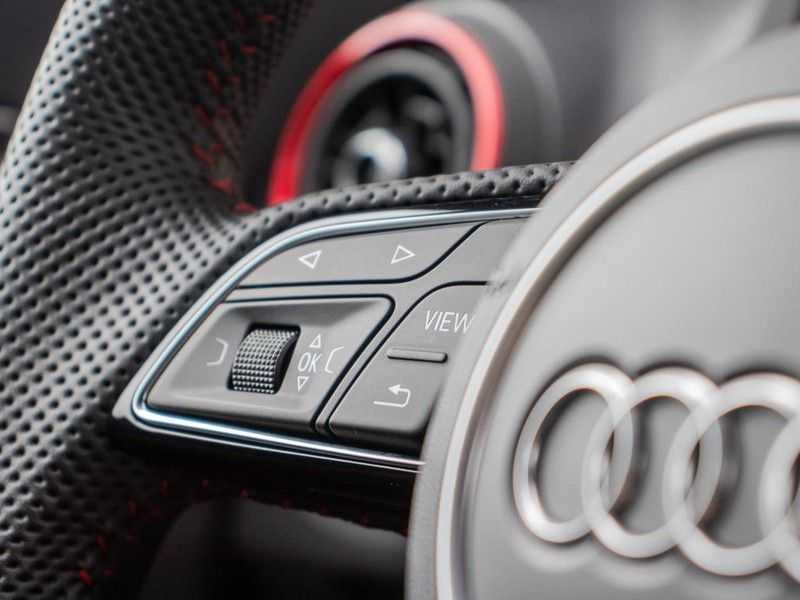 Audi A3 cabriolet 2.0 TFSI S3 quattro | B&O Sound | Adapt.Cruise | Dynamic RED | Stoelverwarming | LED | Climate-control | afbeelding 12