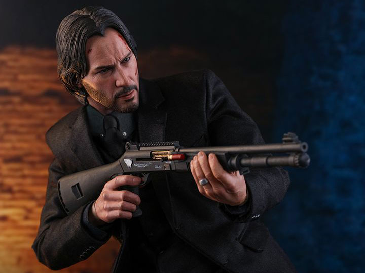 Hot Toys John Wick: Chapter 2 MMS504 John Wick 1/6th Scale Collectible Figure
