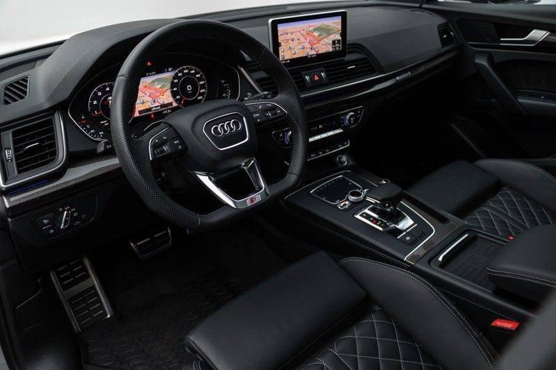 Audi Q5 2.0 TFSI 252pk Quattro Black Edition Luchtvering Panoramadak ACC Valconaleder VirtualCockpit Carbon Matrix Keyless DriveSelect Navi/MMI/Touch Camera ParkAssist Pdc afbeelding 16