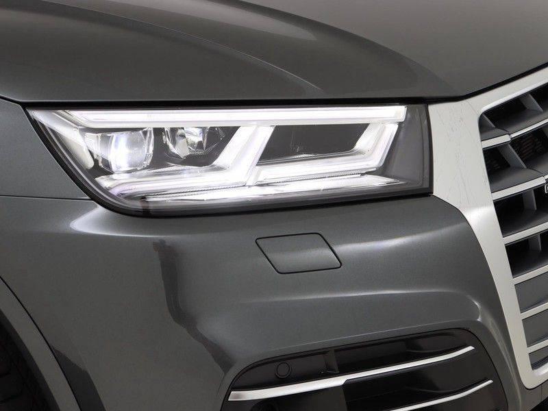 Audi Q5 50 TFSI e 299 pk quattro S edition   S-Line  Assistentiepakket City/Parking/Tour   360* Camera   Trekhaak wegklapbaar   Elektrisch verstelbare/verwambare voorstoelen   Adaptive Cruise Control   Verlengde fabrieksgarantie afbeelding 15