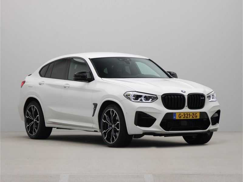 BMW X4 M Competition afbeelding 12