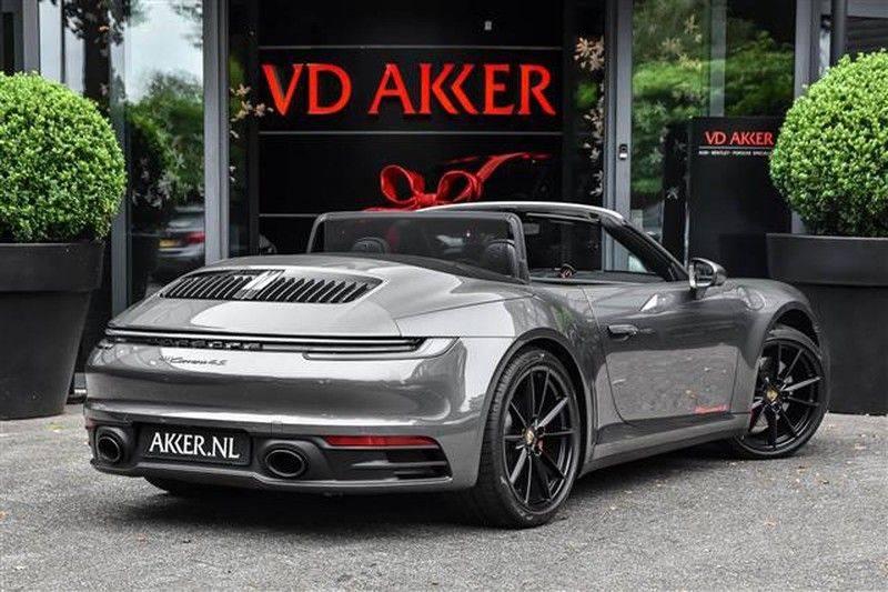 Porsche 911 4S CABRIO LIFT+PDCC+4WSTURING+ACC NP.245K afbeelding 2