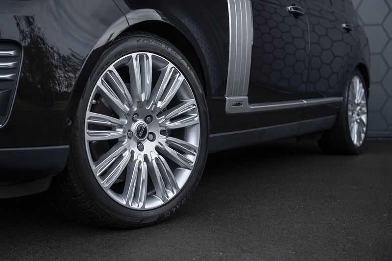 Land Rover Range Rover P400e LWB Autobiography Rear Executive Class Seats afbeelding 16