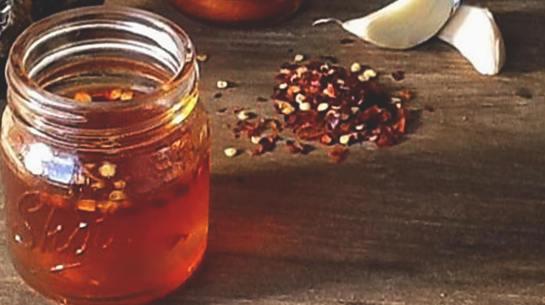 Chili Garlic Honey Sauce
