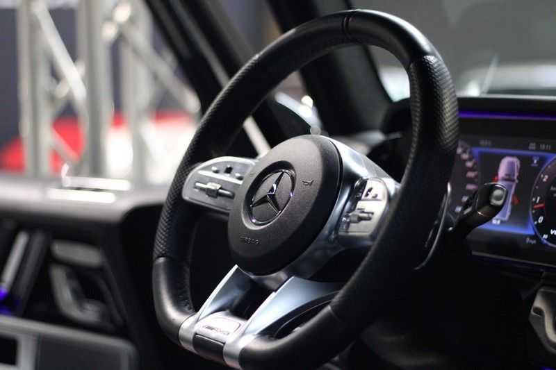 Mercedes-Benz G-Klasse 63 AMG Zeer kompleet! direct leverbaar! afbeelding 10