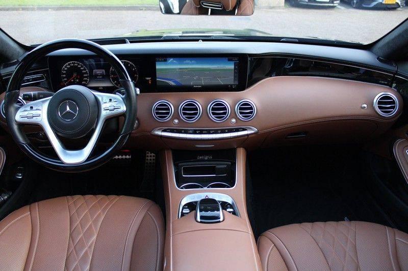 Mercedes-Benz S-Klasse Cabrio 560 Premium Plus AMG-pakket, Burmester, 360 camera, Alcantara hemel, Stoelkoeling afbeelding 7