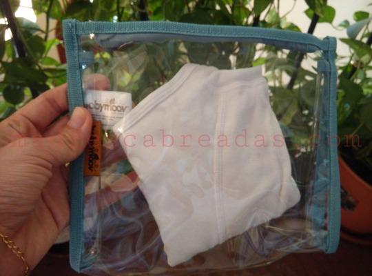 bolsa plastificada bolso babymoov