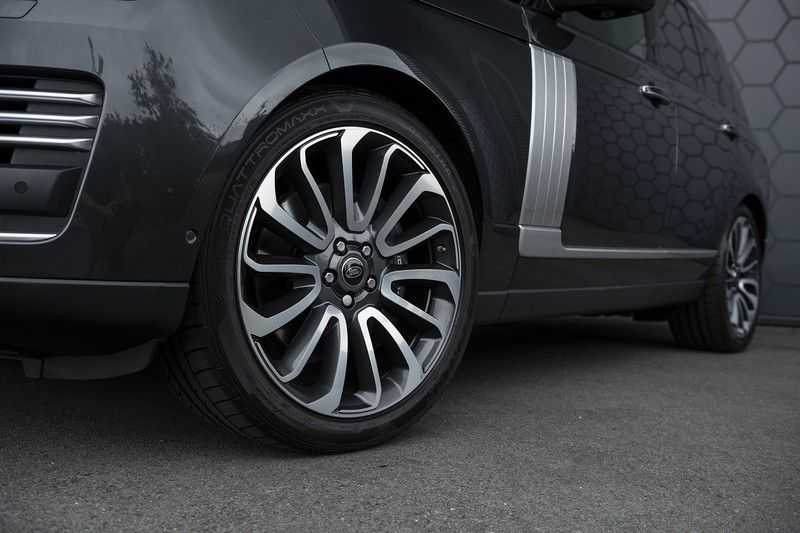 Land Rover Range Rover 4.4 SDV8 Autobiography Head Up, Adaptive Cruise Control, Gekoelde/ Verwarmde stoelen, Massage Functie afbeelding 16