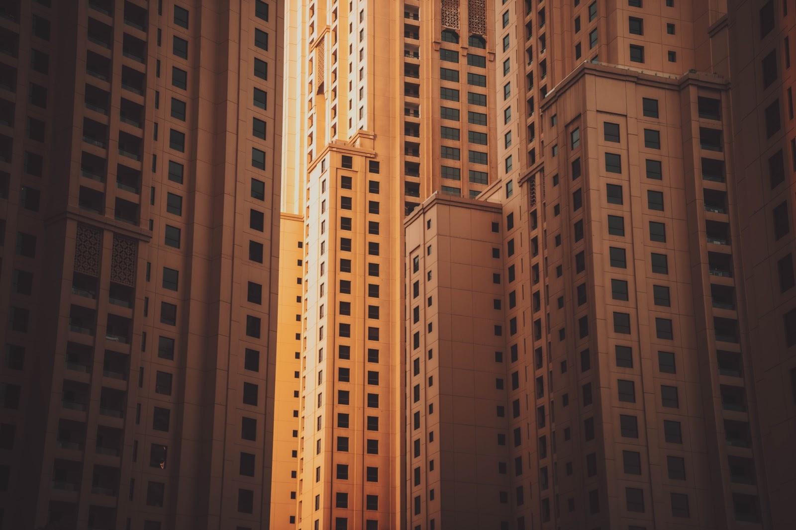Big City Sky Scrapers