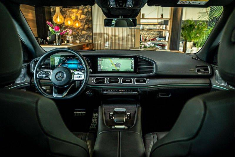 Mercedes-Benz GLE 450 4MATIC AMG   Panorama   Head-up Display   Memory   Burmester   Luchtvering   NP €140.000 afbeelding 25