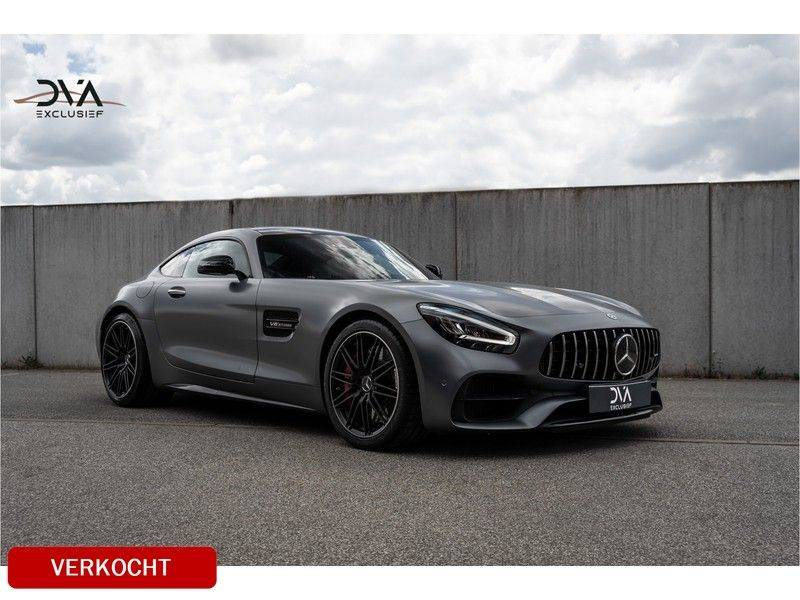 Mercedes-Benz AMG GT C Carbon/Pano/burmester/Magno afbeelding 1