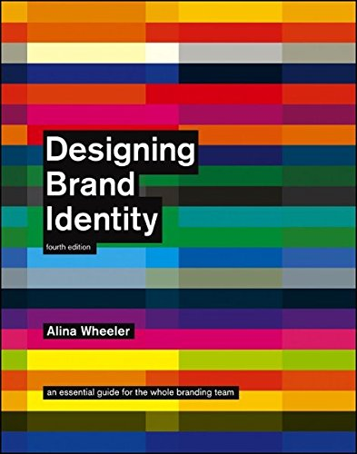 Designing Brand Identity book cover