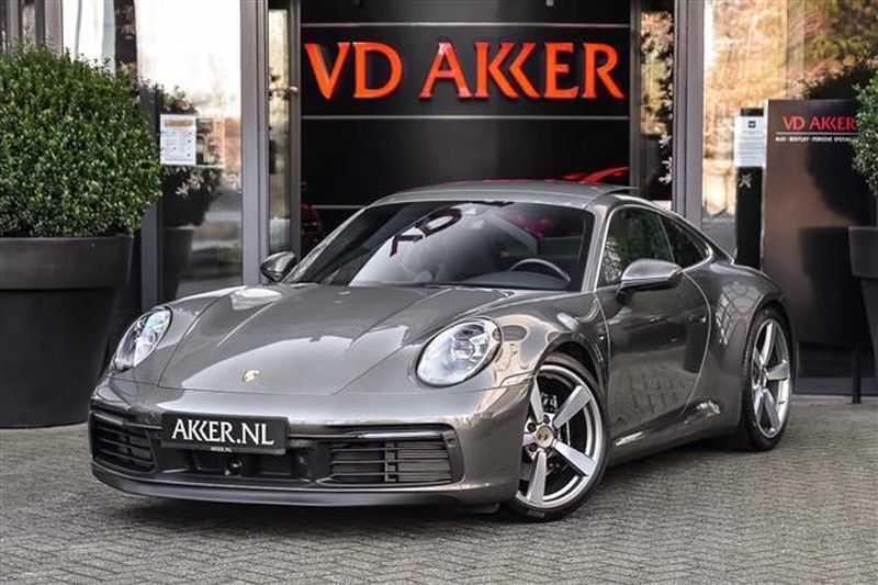 Porsche 911 4S PDCC+4WSTURING+BURMESTER NP.220K