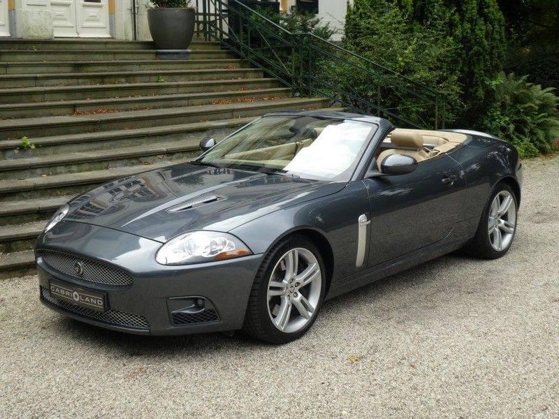 Jaguar XKR 4.2 V8 Convertible afbeelding 4