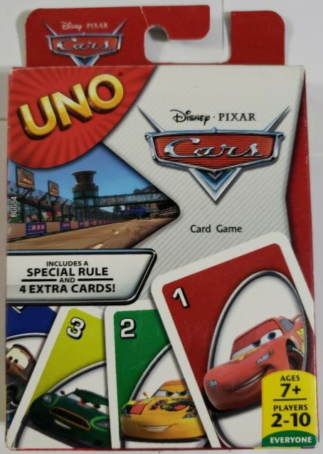 Cars Uno (2014)