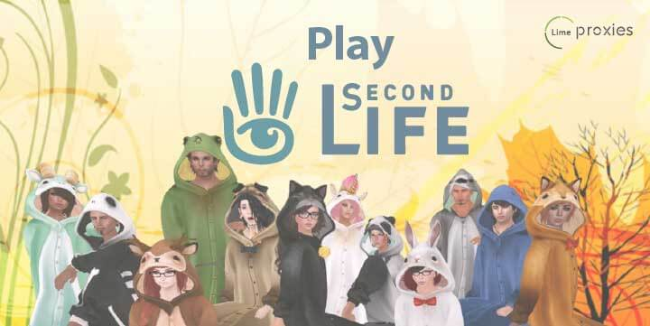 Make Money with Video Games - Play Second Life