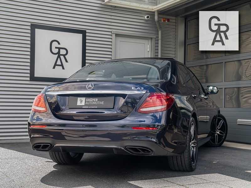 Mercedes-Benz E-Klasse 43 AMG-klasse 43 AMG 4Matic Premium Plus afbeelding 7