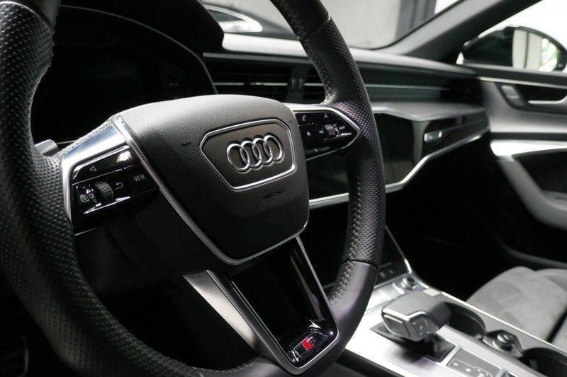 Audi A6 Avant 40 TDI Sport Pro Line S Black edition afbeelding 17