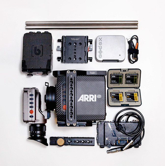 Grab some gear