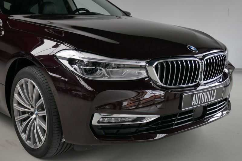 BMW 6 Serie Gran Turismo 640i xDrive High Executive Luxury line afbeelding 6