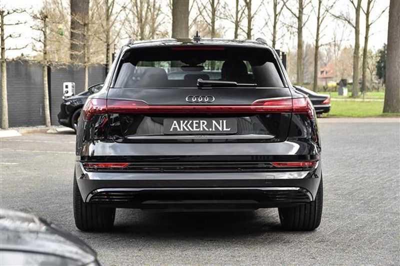 Audi e-tron 55 QUATTRO PANO.DAK+360CAM+HEADUP+B&O afbeelding 12