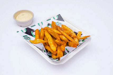 ChickCha - Snacks - Beer battered chips with aioli