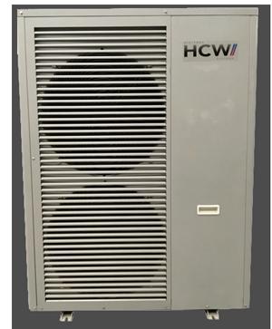 Thermopompe air-eau HCW