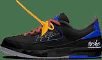 Nike x Off-White Air Jordan 2 Low SP