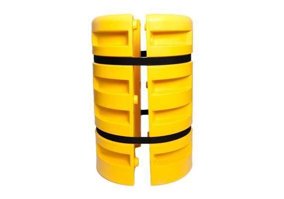 S200 / S300 Column Protector Hook & Loop Fastenings