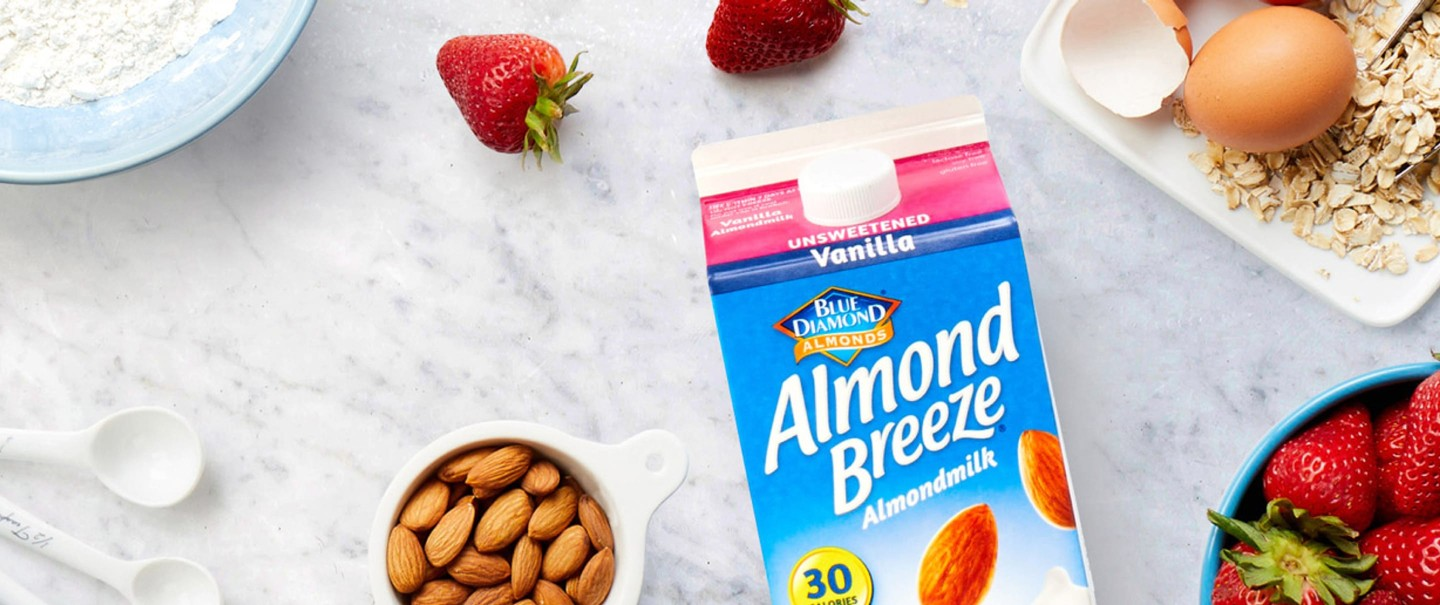 Almonds and Almond Breeze