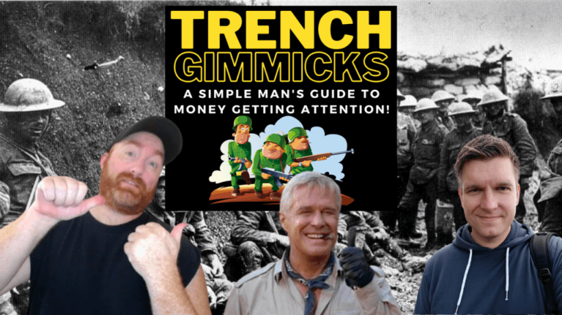 Trench Gimmicks Review - Kam Jennings Trench Gimmicks