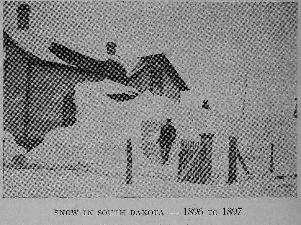 South Dakota Blizzard