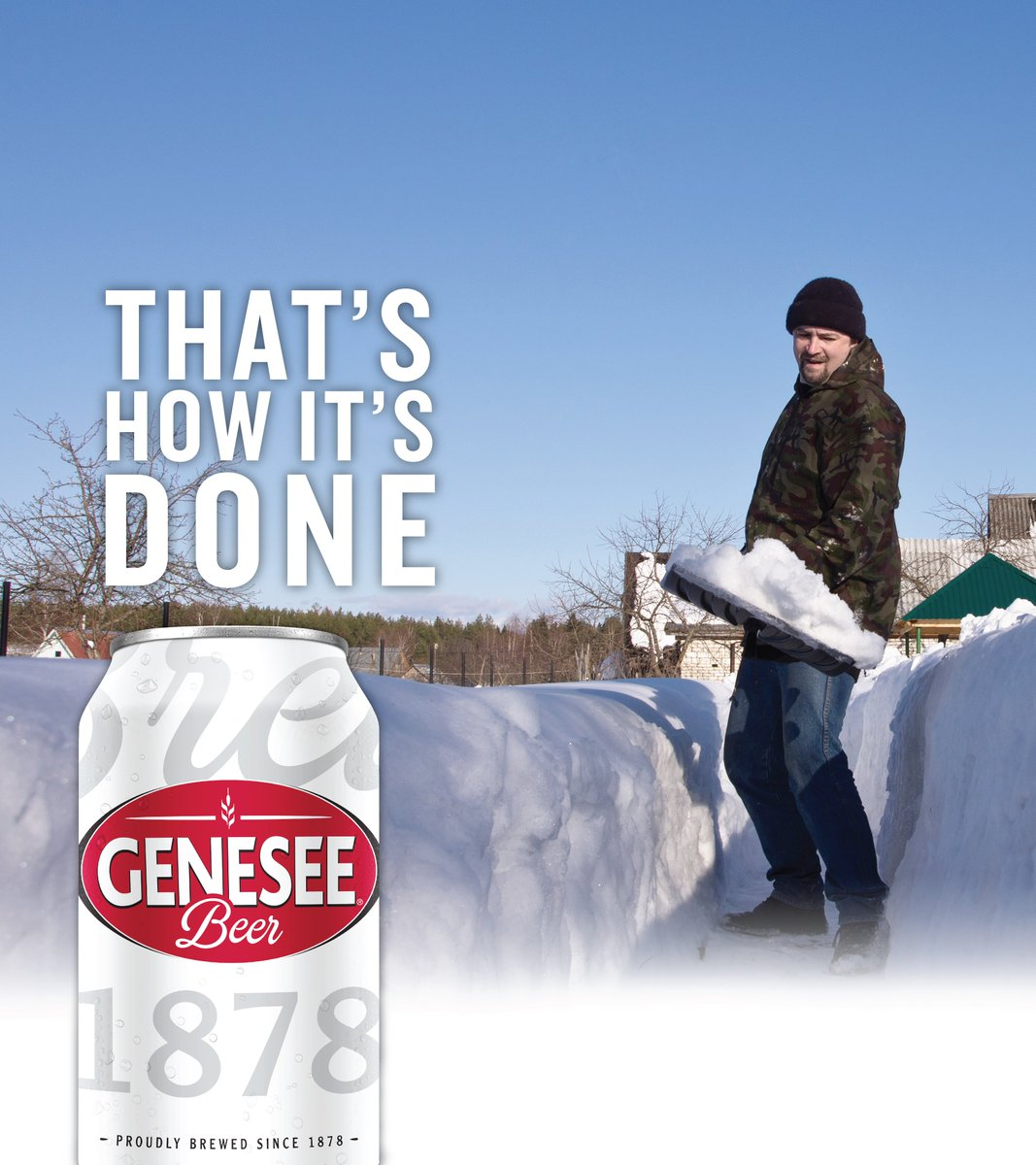 Photo from #thatshowitsdone on Twitter on GeneseeBrewery at 11/12/19 at 1:48PM