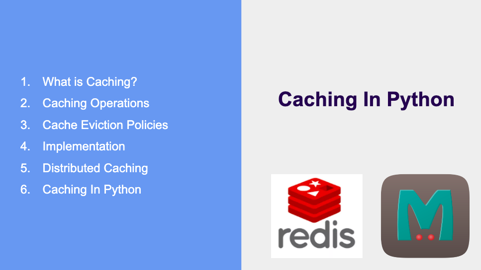 Caching in PythonFeatured Image