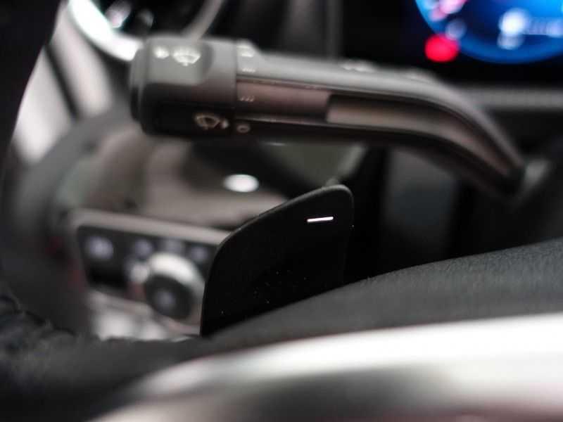 Mercedes-Benz CLA-Klasse AMG Night Edition Autom- Panodak, MBUX Widescreen, Leer, 2dkm! afbeelding 18