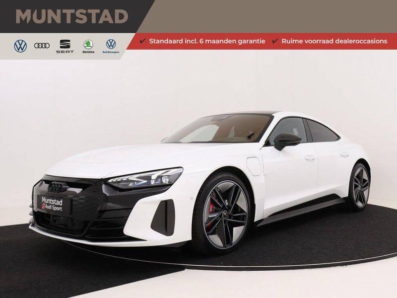 Audi e-tron GT RS   Stoelventilatie/Massage   Head-Up   Carbon   Matrix LED   360 Camera   Nachtzicht   afbeelding 1