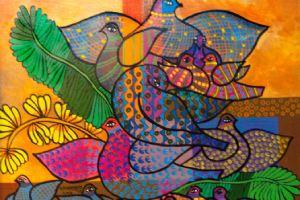 color y sentimiento imagen Arte 3