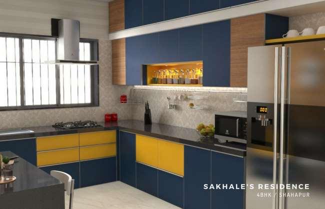 Sakhale's residence 4bhk shahapur