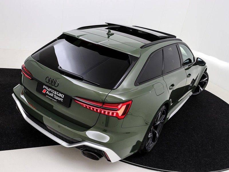 Audi A6 Avant RS 6 TFSI 600 pk quattro | 25 jaar RS Package | Dynamic + pakket | Keramische Remschijven | Audi Exclusive Lak | Carbon | Pano.dak | Assistentie pakket Tour & City | 360 Camera | afbeelding 18