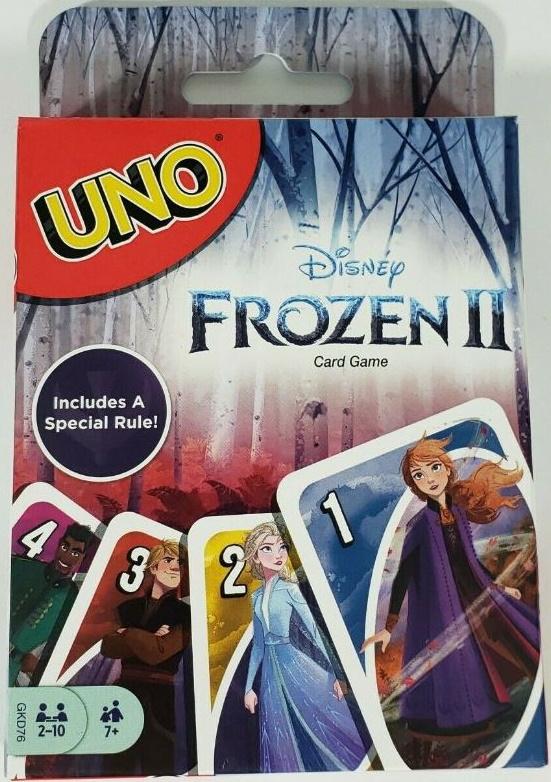 Frozen 2 Uno