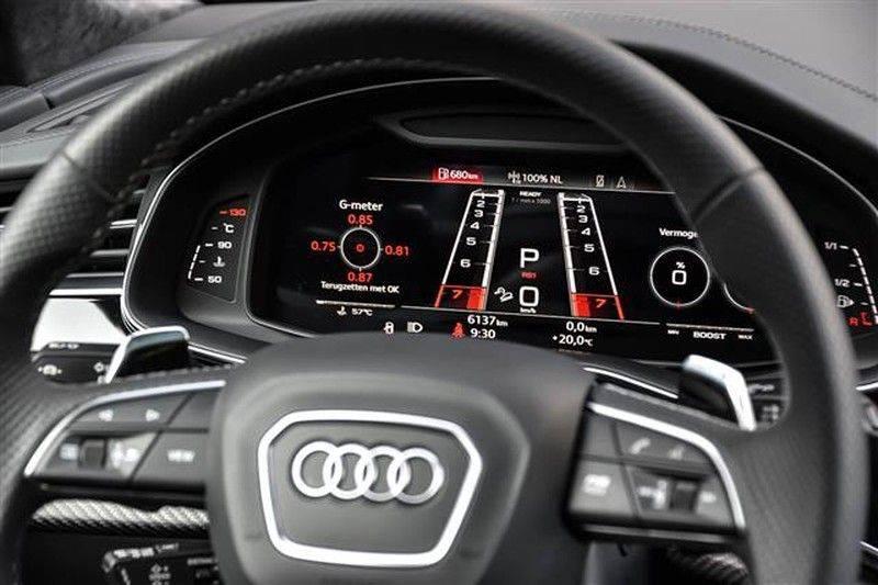 Audi RS Q8 DYNAMIC PLUS+ALCANTARA+360CAM+PANO.DAK NP.265K afbeelding 23