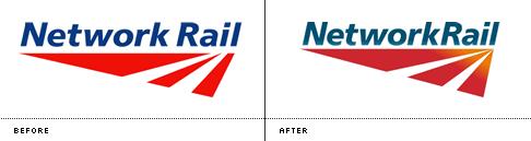 Network Rail logos