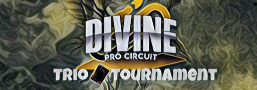 Divine Pro Circuit: Trio Tournament #2 | YuGiOh! Duel Links Meta