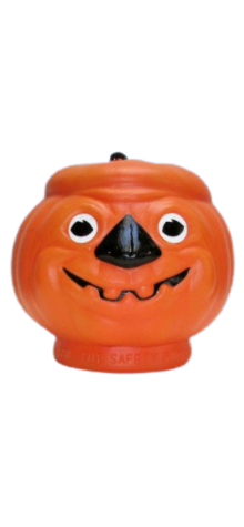 """Herbie The Safety Pumpkin"" Candy Pail photo"