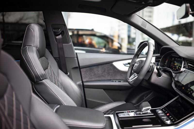 """Audi Q8 50 TDI Quattro *S-line / 23"""" / Panorama / Matrix-LED / Standkachel* afbeelding 6"""