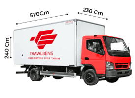 TrawlTruck - Fuso Box \<