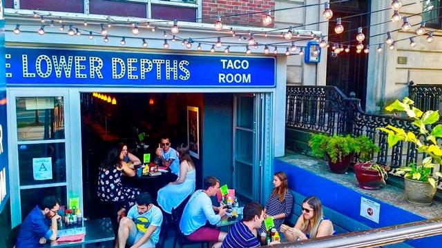 The Lower Depths, 476 Commonwealth Avenue, Boston, MA 02215