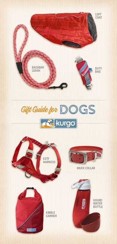 Kurgo's Holiday Gift Guides for Dogs