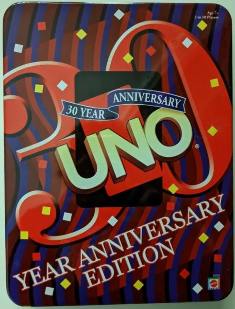 30th Anniversary Edition Uno