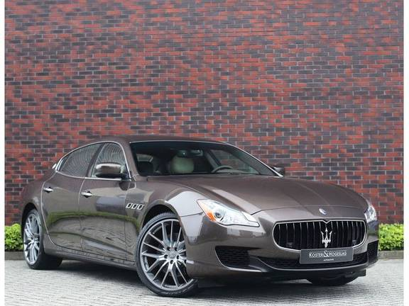 Maserati Quattroporte 3.0 S Q4 *BTW*Schuifdak*Camera*1e eig*
